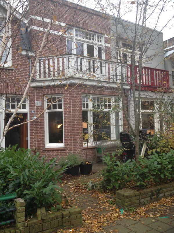 jaren 30 woning voorzien van HR++ isolatieglas Archimedesweg Amsterdam