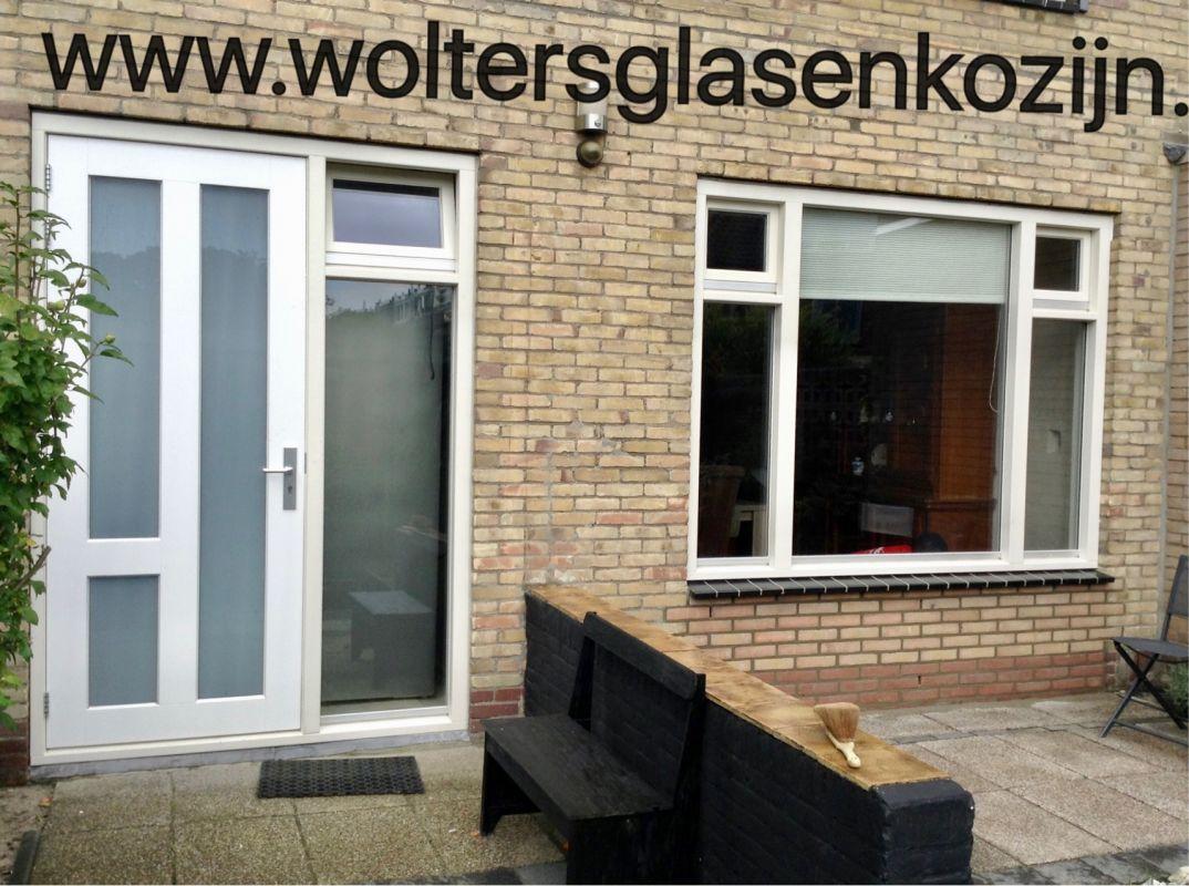 Renovatie achtergevel te Amstelveen